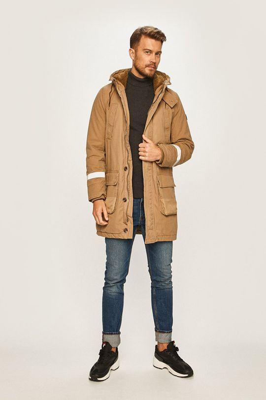 Pepe Jeans - Куртка Will бежевий