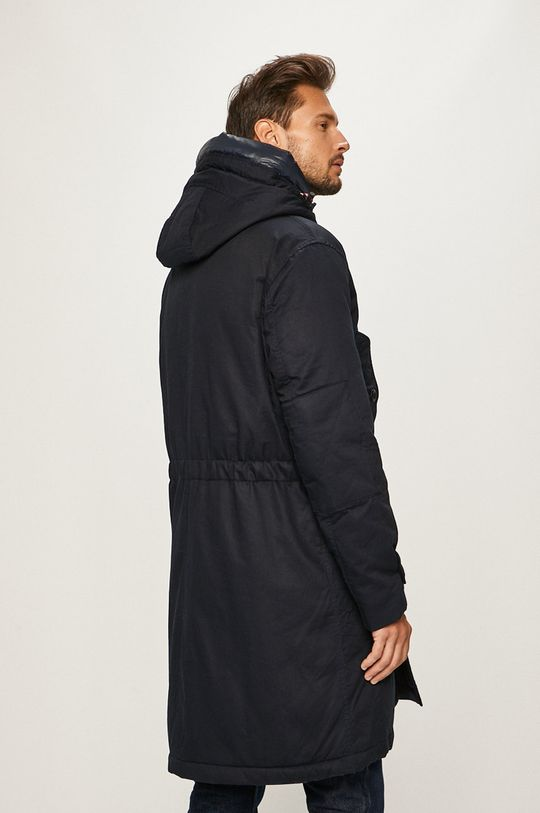 Tommy Hilfiger - Páperová bunda  Podšívka: 100% Polyester Výplň: 40% Páperie, 60% Kačacie páperie Základná látka: 100% Bavlna