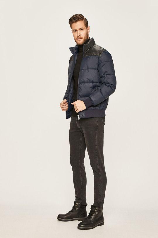 Calvin Klein Jeans - Bunda námořnická modř