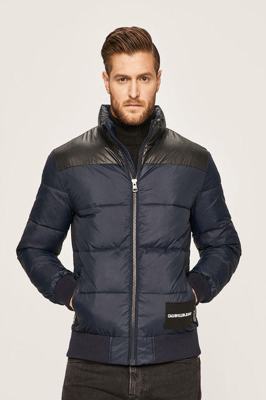 námořnická modř Calvin Klein Jeans - Bunda