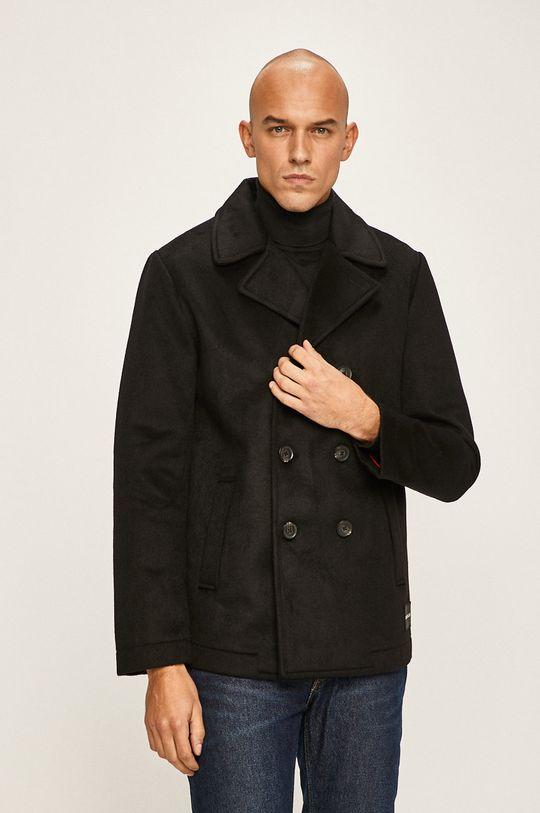 negru Calvin Klein Jeans - Palton De bărbați