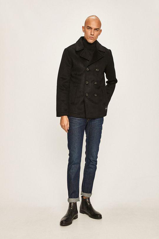Calvin Klein Jeans - Palton negru
