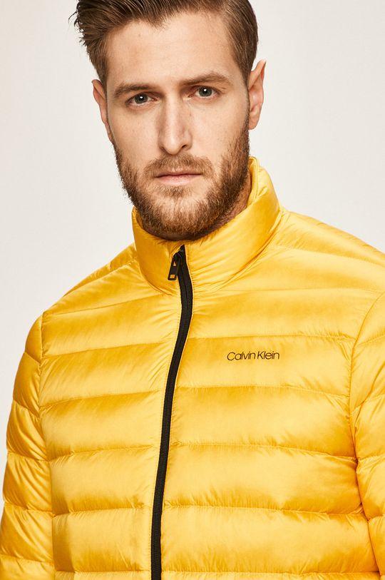 žlutá Calvin Klein - Bunda