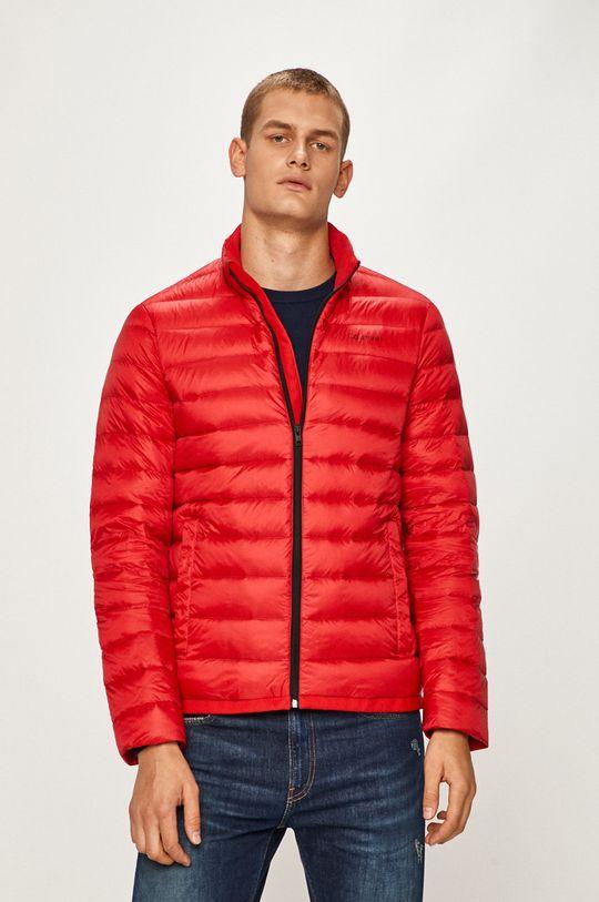 červená Calvin Klein - Bunda Pánský