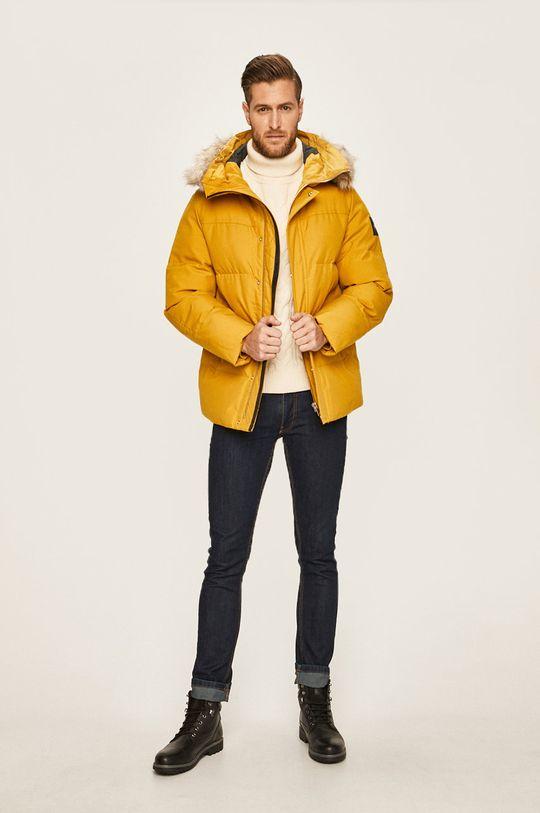 Calvin Klein - Bunda žlutá