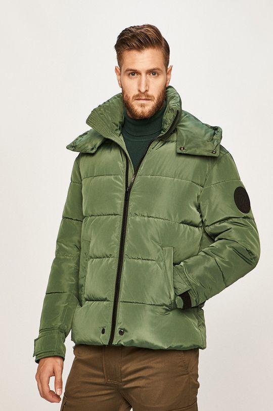 темно-зелений Diesel - Куртка Чоловічий