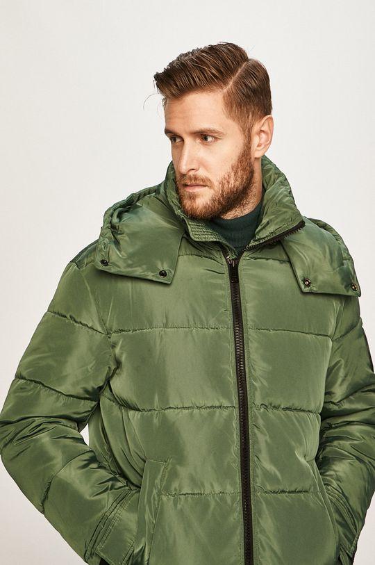 темно-зелений Diesel - Куртка