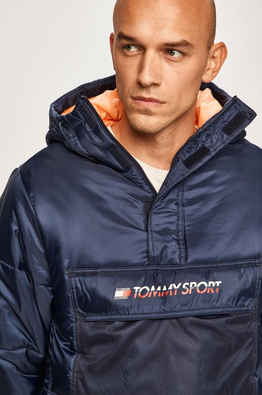 bleumarin Tommy Sport - Geaca