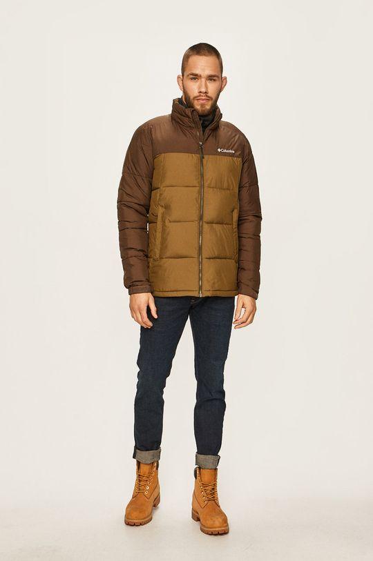 Columbia - Куртка Pike оливковий