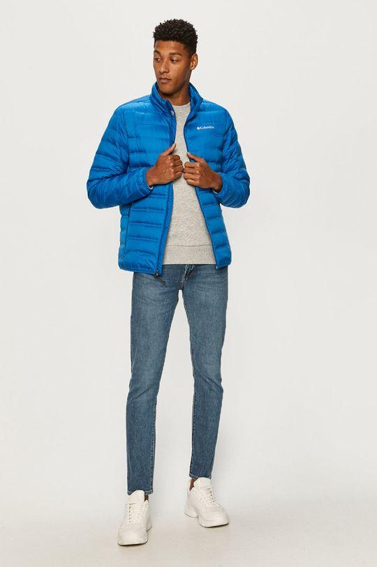 Columbia - Páperová bunda modrá