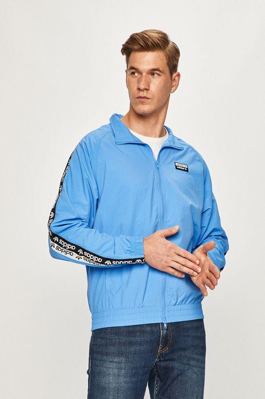 kék adidas Originals - Rövid kabát Férfi