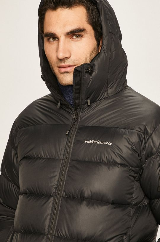 čierna Peak Performance - Páperová bunda