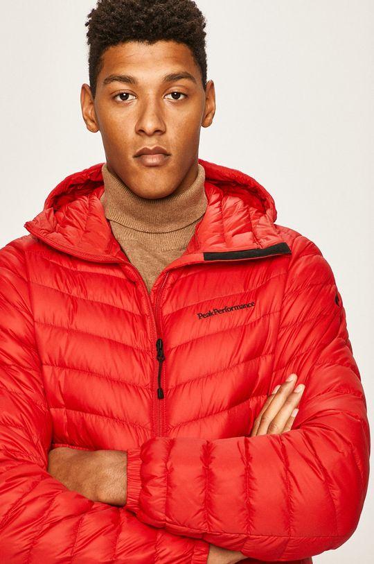 Peak Performance - Пухова куртка яскраво-червоний