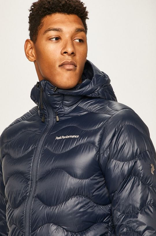 námořnická modř Peak Performance - Péřová bunda