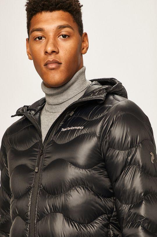 černá Peak Performance - Péřová bunda