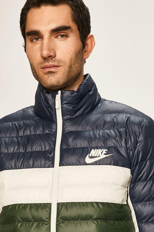 tmavě zelená Nike Sportswear - Bunda