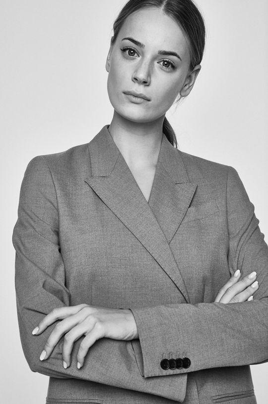 złoty brąz Calvin Klein - Żakiet