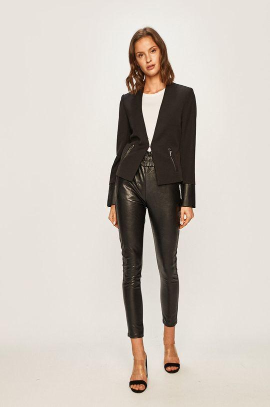 Morgan - Dámske sako čierna