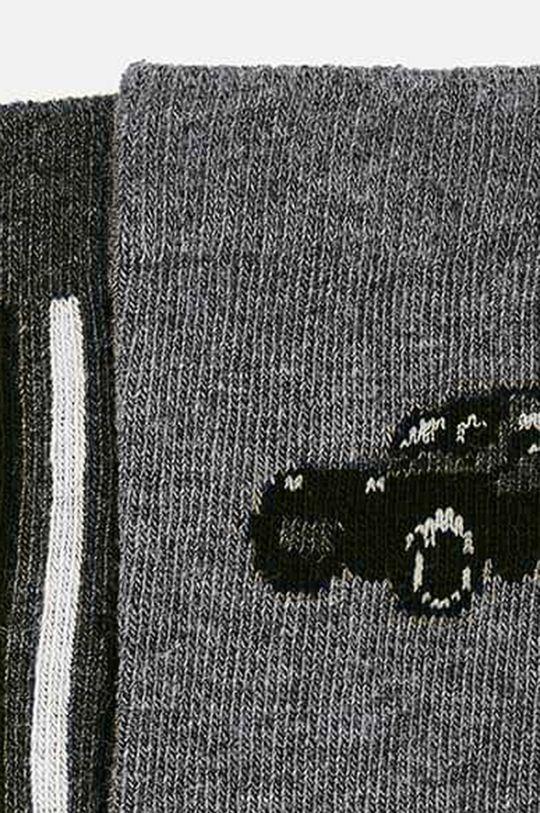 Mayoral - Detské ponožky (3-pak) 92-152 cm tmavomodrá
