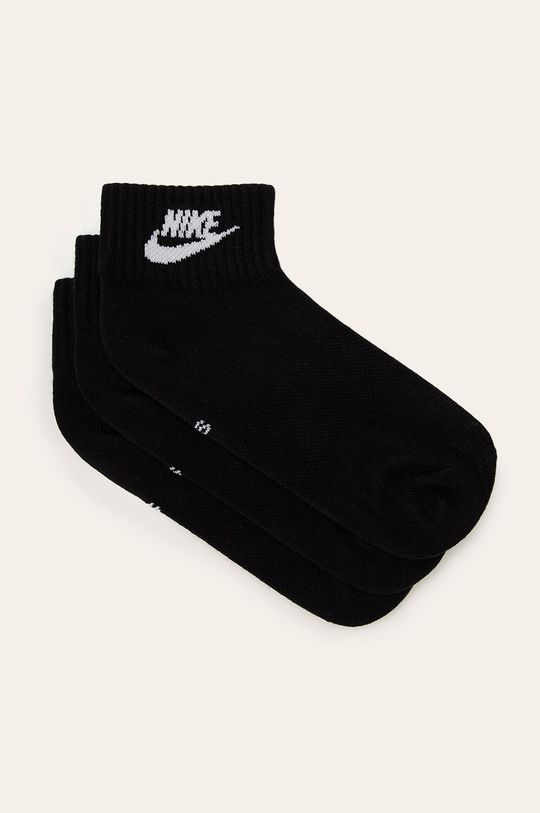 černá Nike Sportswear - Ponožky (3-pack) Dámský