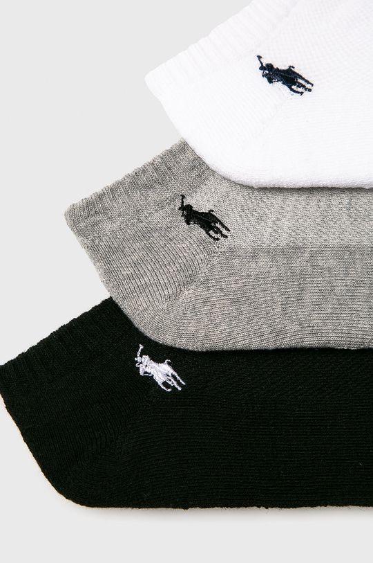 Polo Ralph Lauren - Ponožky (6-pak) biela