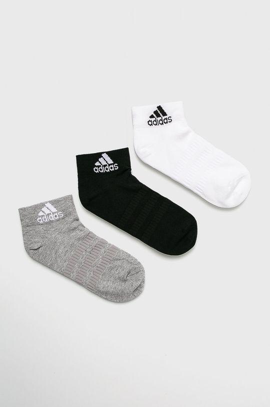 viacfarebná adidas Performance - Ponožky (3 -pak) Dámsky