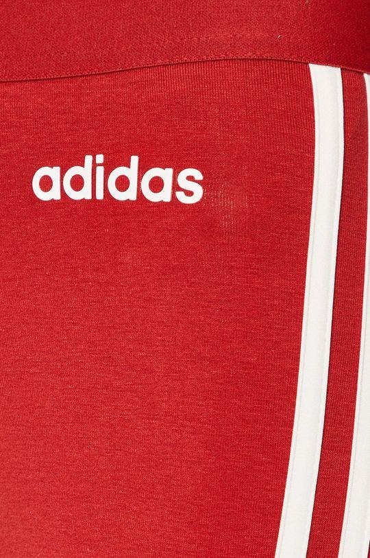 kármin vörös adidas - Legging