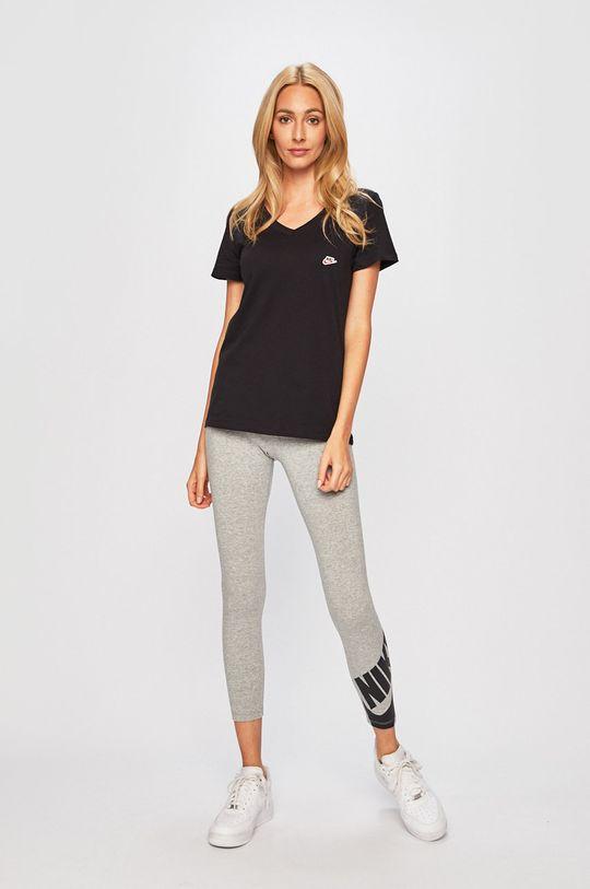 šedá Nike Sportswear - Legíny