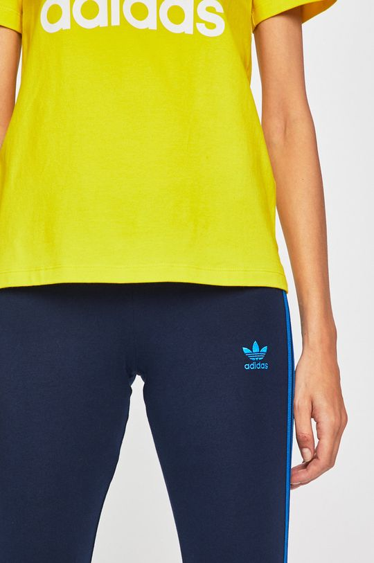 námořnická modř adidas Originals - Legíny