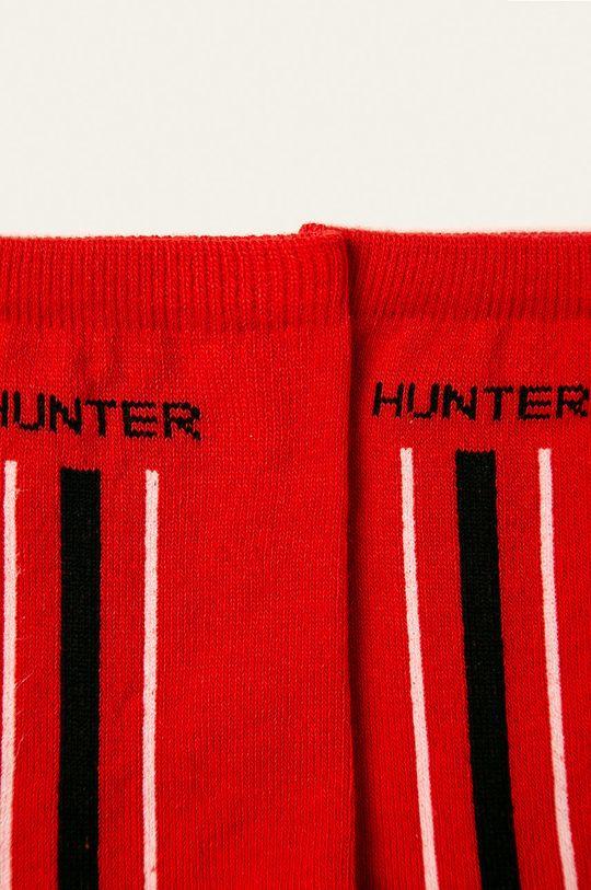 Hunter - Ponožky 6% Akryl, 13% Bavlna, 2% Elastan, 42% Polyamid, 37% Polyester