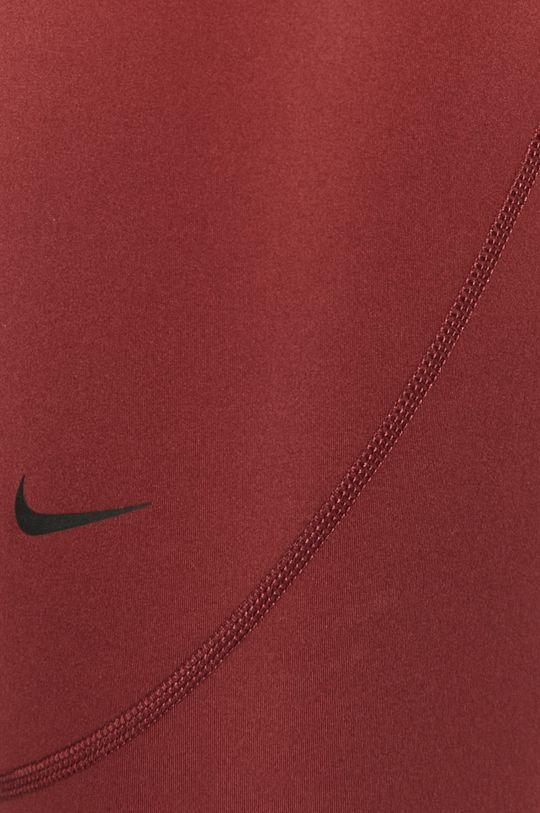 kaštanová Nike - Kalhoty AO9968