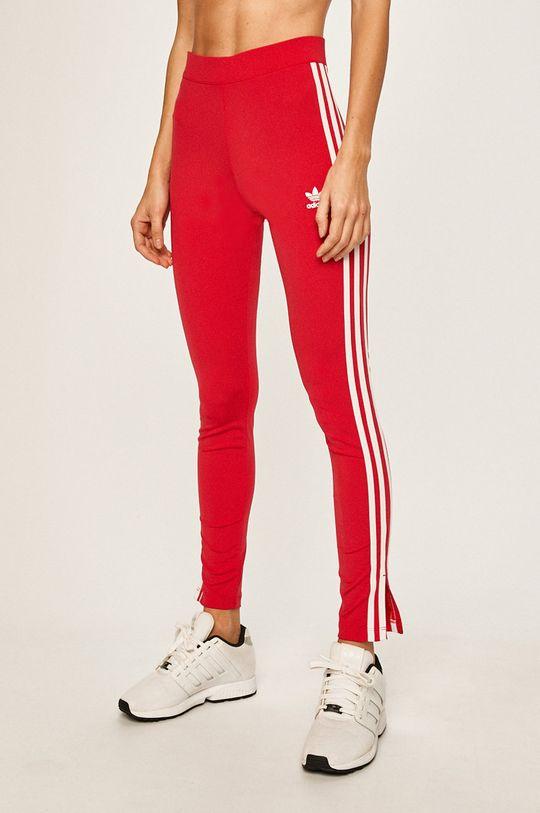 růžová adidas Originals - Legíny Dámský