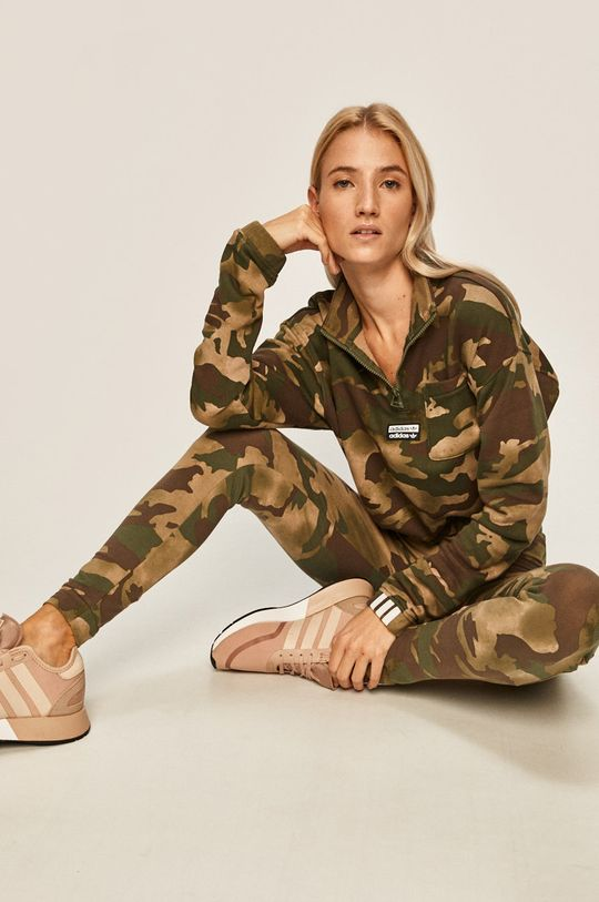 adidas Originals - Mikina vícebarevná