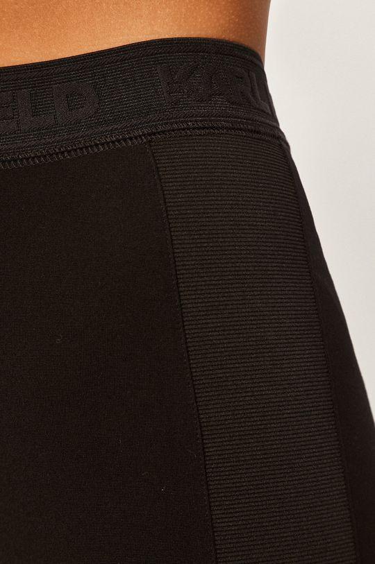 čierna Karl Lagerfeld - Legíny