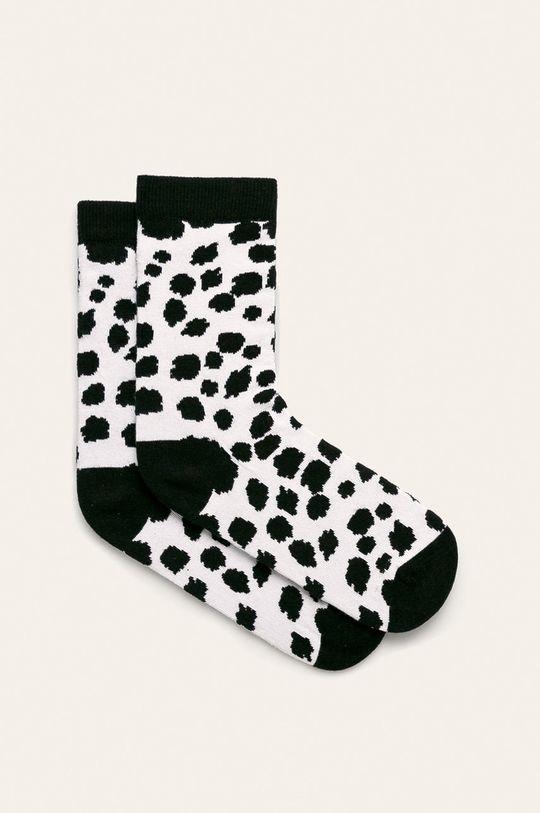 čierna John Frank - Ponožky Dámsky