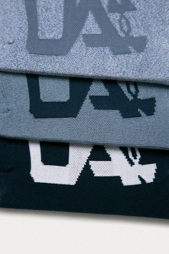 Under Armour - Ponožky (6-pack) ocelová modrá