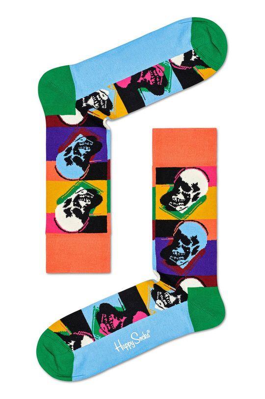 vícebarevná Happy Socks - Ponožky (3-pack)