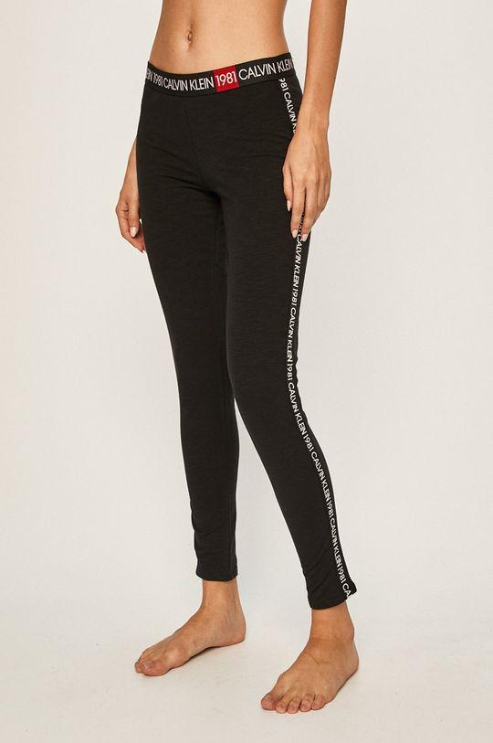 čierna Calvin Klein Underwear - Legíny Dámsky