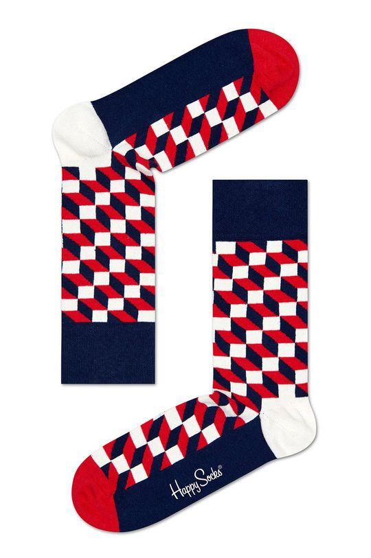 granatowy Happy Socks - Skarpetki (3-pak)