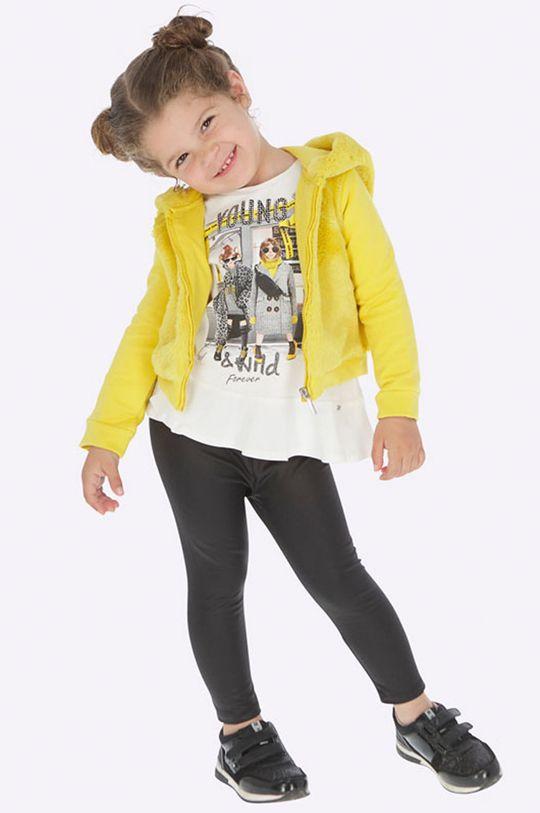 negru Mayoral - Leggins copii 92-134 cm De fete