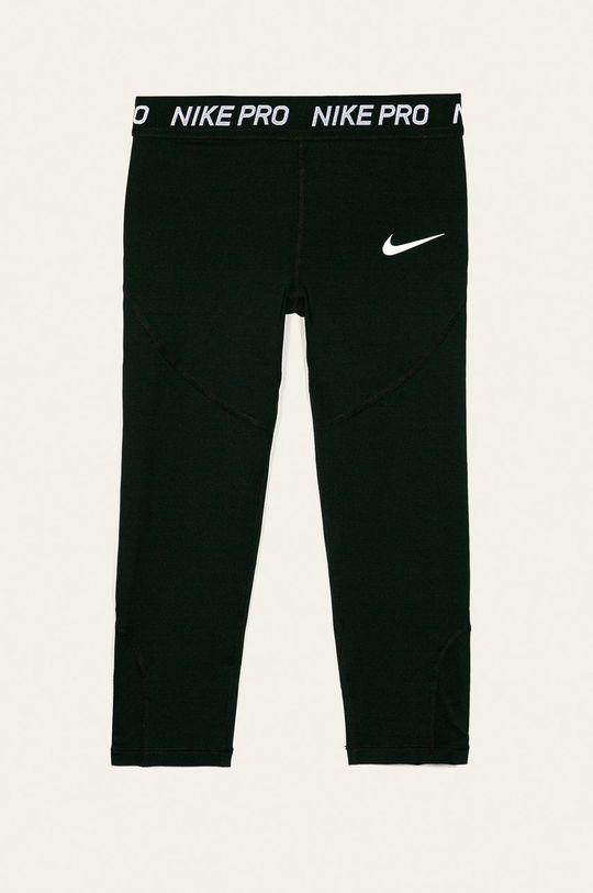 čierna Nike Kids - Detské legíny 122-166 cm Dievčenský