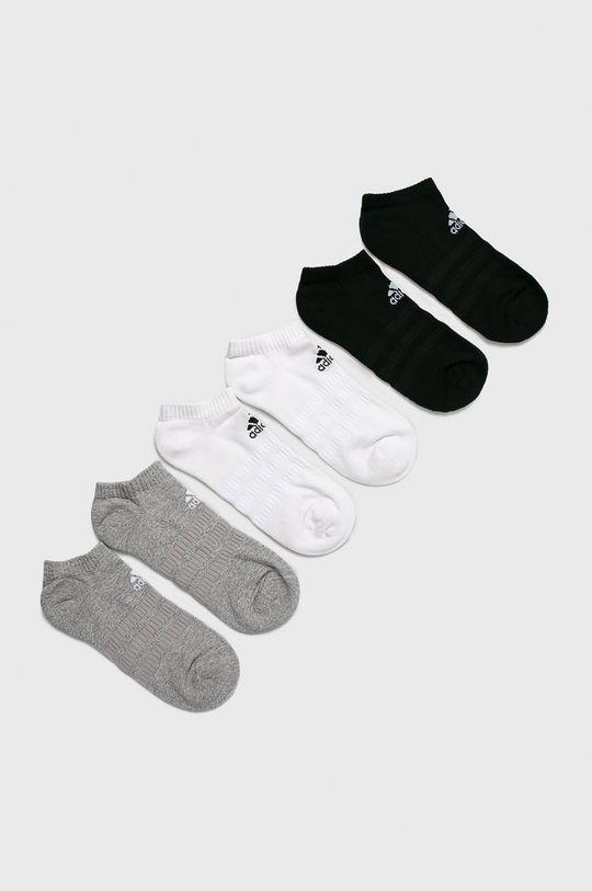 vícebarevná adidas Performance - Ponožky (6-pack) Pánský