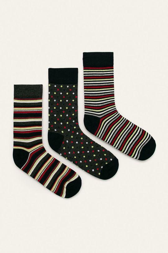 červená Pepe Jeans - Ponožky Rainer (3-pack) Pánsky