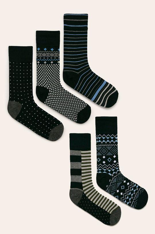 многоцветен Pepe Jeans - Чорапи Kingsley (5 бройки) Чоловічий
