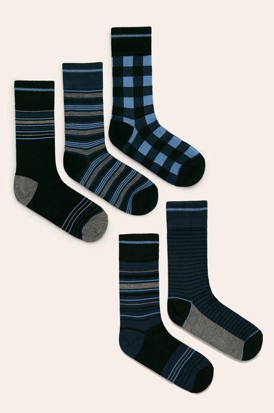 многоцветен Pepe Jeans - Чорапи Randor (5-бройки) Чоловічий