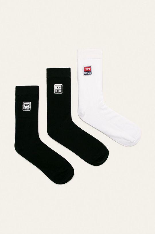 vícebarevná Diesel - Ponožky (3-pack) Pánský