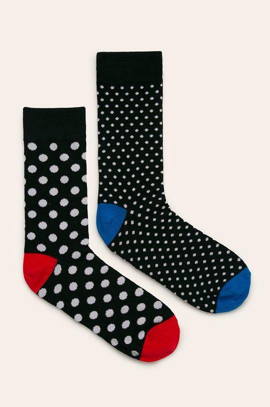 Brave Soul - Чорапи (5-бройки)  78% Памук, 2% Еластан, 20% Полиестер