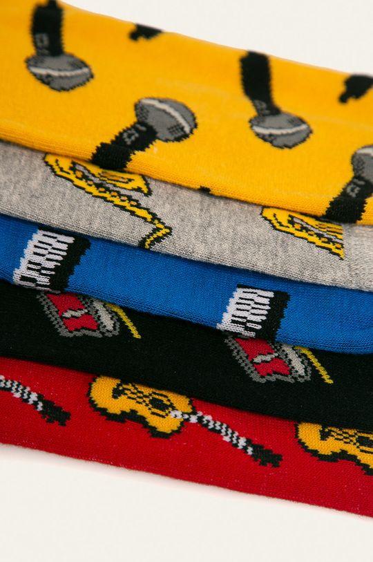 Brave Soul - Чорапи (5 бройки) многоцветен