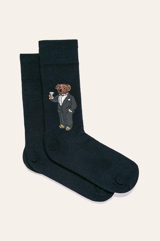 tmavomodrá Polo Ralph Lauren - Ponožky Pánsky