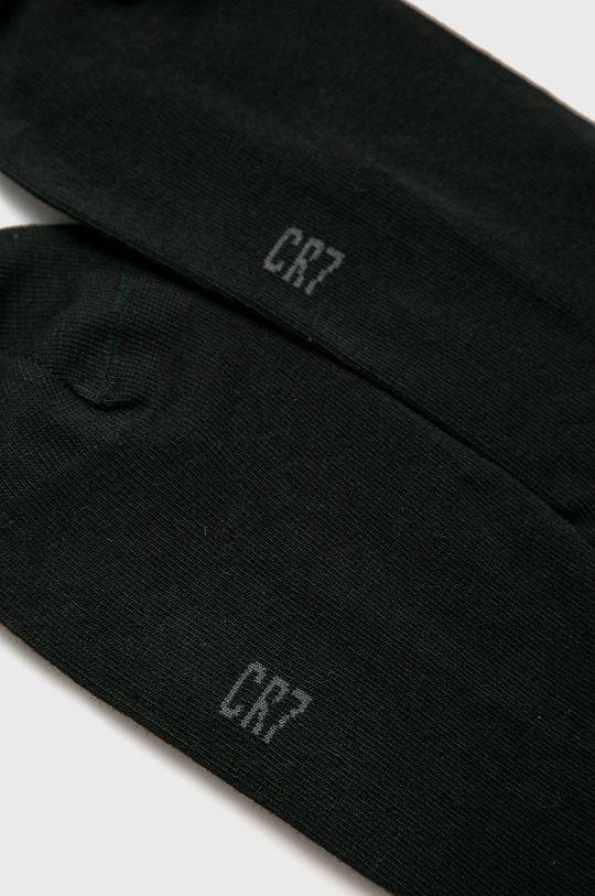 CR7 Cristiano Ronaldo - Skarpety (3 pack) czarny